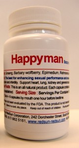 Happyman ?!? Maybe it should be called Happywoman instead...